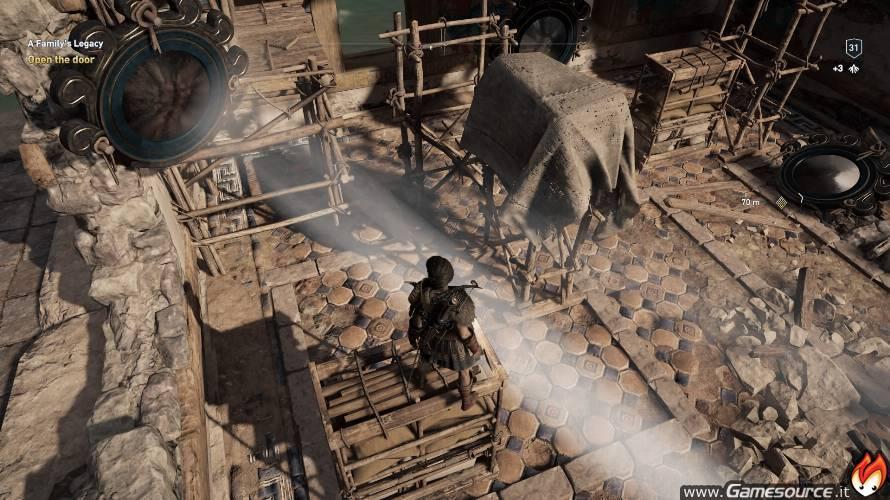 Assassin's Creed Odyssey Eredità di una famiglia