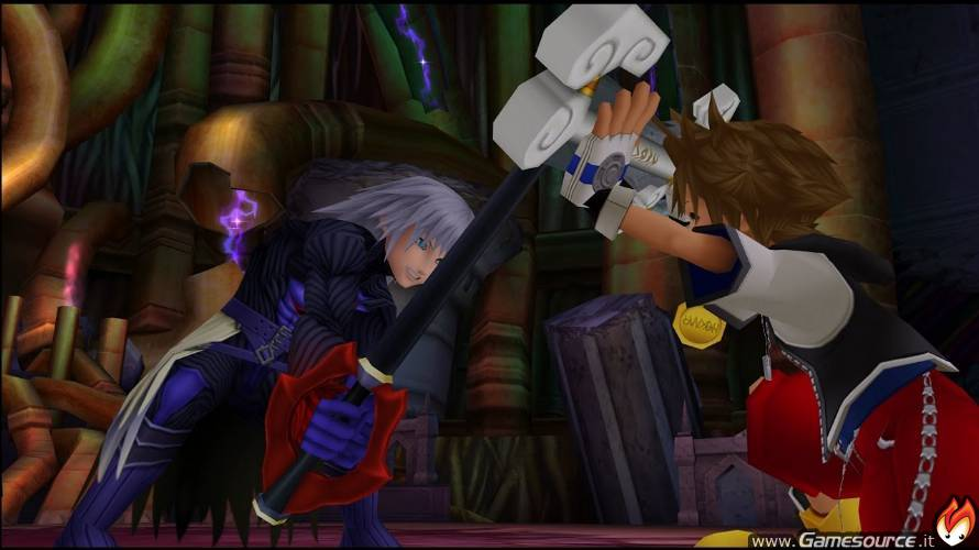 Kingdom Hearts Top 10 Mondi