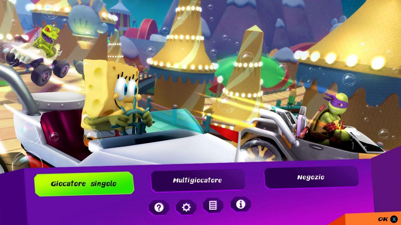 Nickelodeon Kart Racers – Recensione