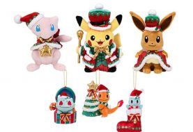 Merchandise Pokemon Natale 2018