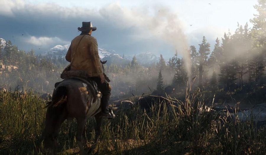 Red Dead Redemption 2: una vagonata di leaks