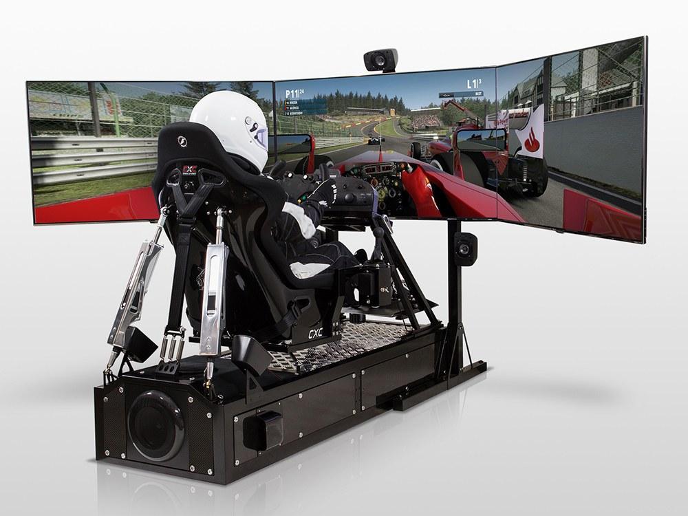 simulatori corsa