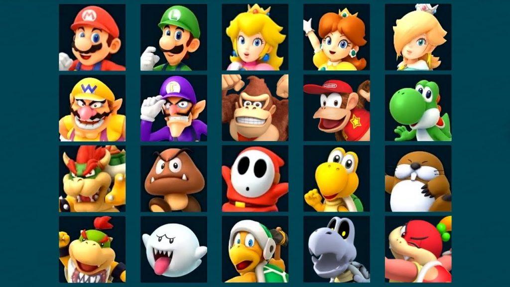 Super Mario Party personaggi e modalità