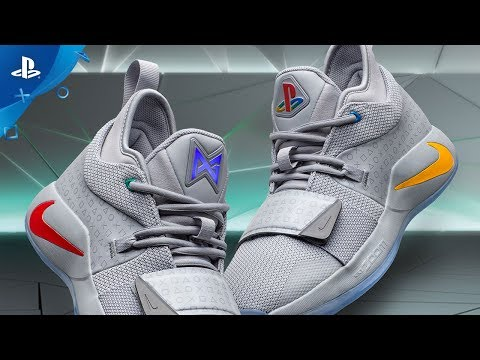 Nike annuncia le nuove scarpe PG 2,5 playstation edition