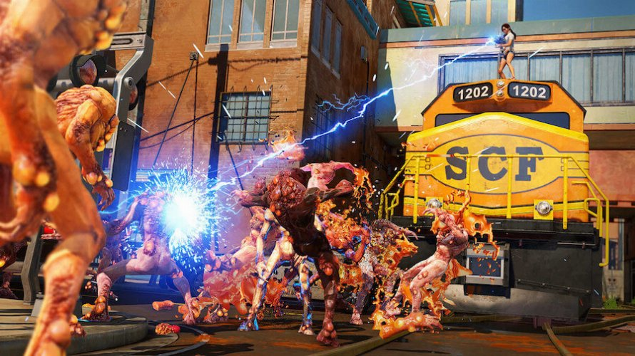 Sunset Overdrive: PlayStation registra il marchio