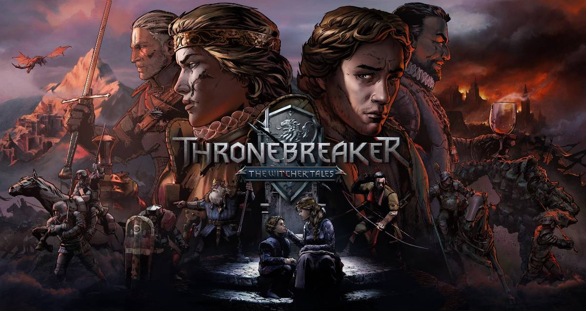 Thronebreaker: The Witcher Tales – Recensione