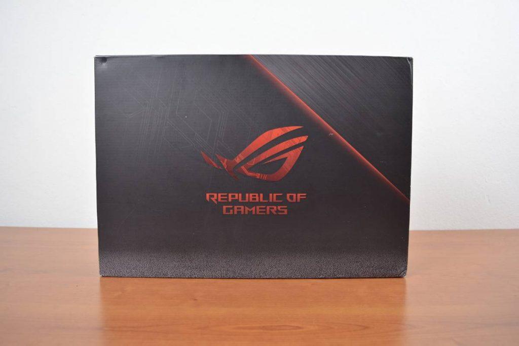 Asus ROG Strix Scar Edition GL703GM-E5016T