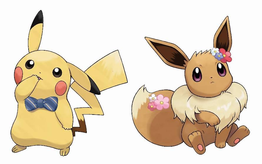 Pokémon: Let's Go Pikachu! & Eevee!