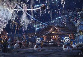 Il Festival Stelle d'Inverno di Monster Hunter World è ufficialmente arrivato!