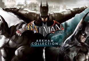 Ufficiale l'uscita di Batman Arkham Collection