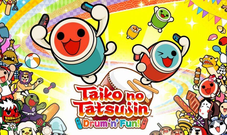 Taiko no Tatsujin: Drum 'n' Fun! - Recensione
