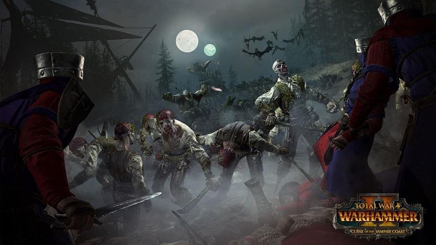 Total War: Warhammer II - Curse of the Vampire Coast - Recensione