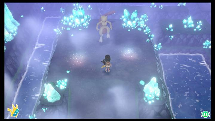 mewtwo Pokémon Let's Go Pikachu! Pokémon Let's Go Eevee!