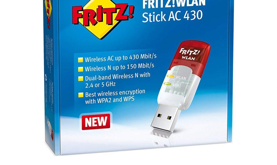 FRITZ!WLAN Stick AC 430 - Recensione