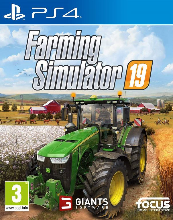 Cover Farming Simulator 19