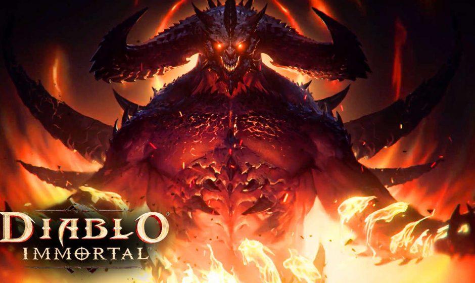 Diablo Immortal si prepara a una nuova fase di test
