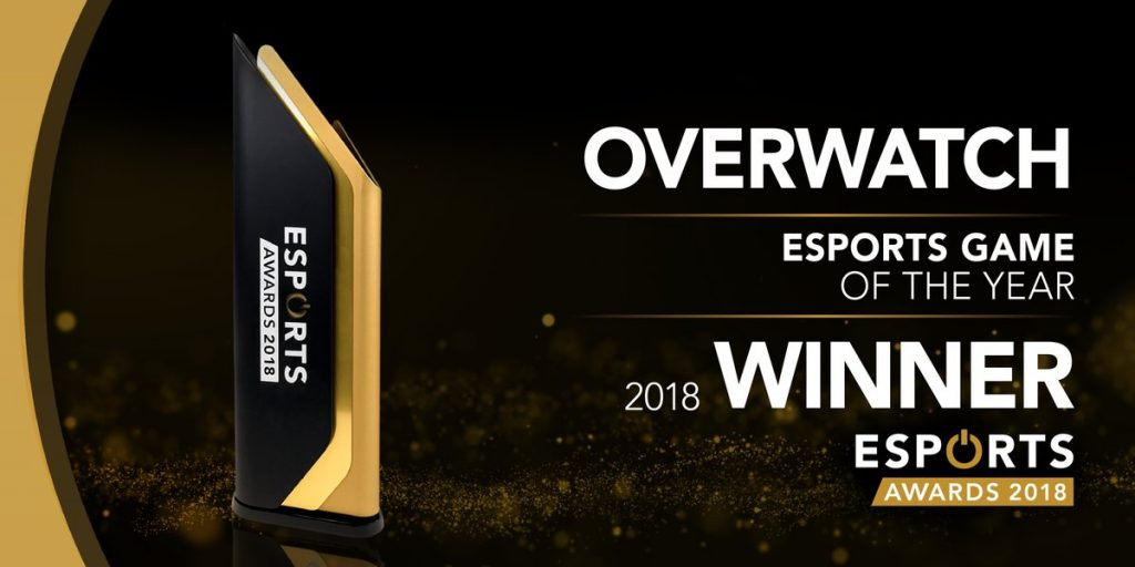 eSports Awards Overwatch