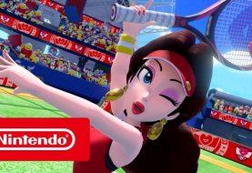 Mario Tennis Aces nuovi personaggi in arrivo nel 2019