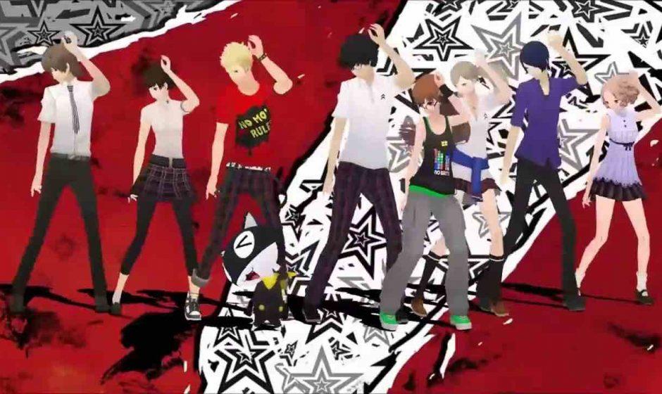 Persona 5: Dancing in Starlight - Recensione