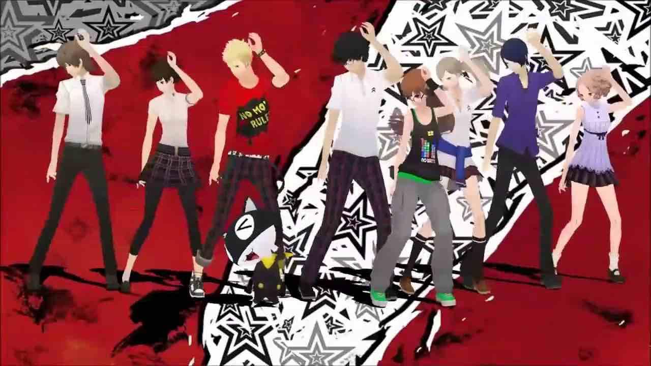 Persona 5: Dancing in Starlight – Recensione