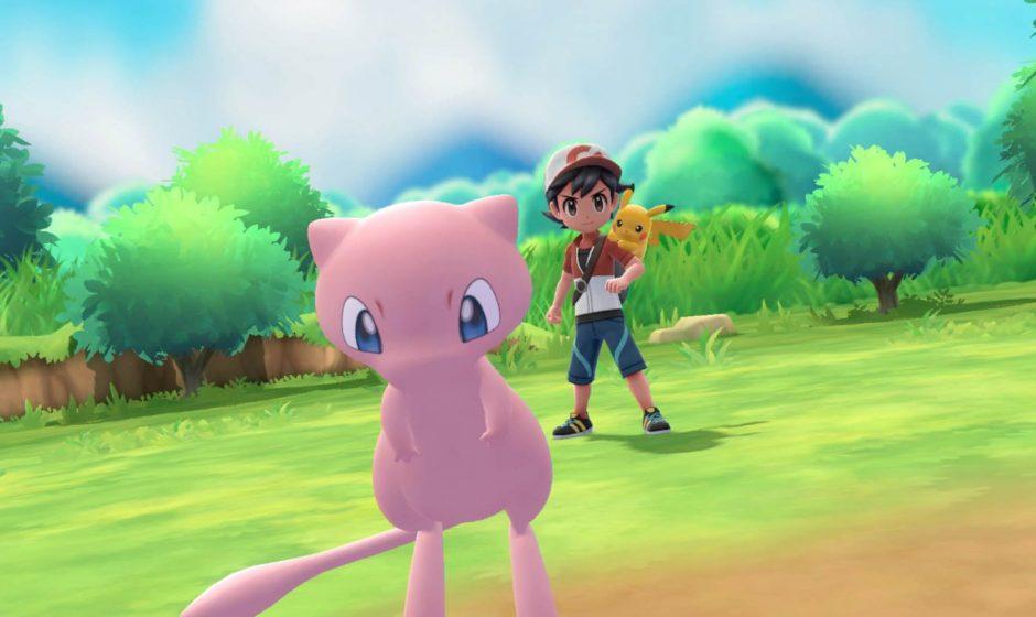 Come ottenere Mew in Pokémon Let's Go Pikachu & Eevee