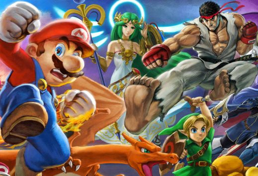 Super Smash Bros. Ultimate - Anteprima