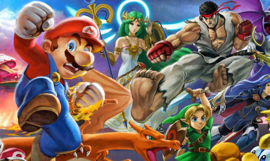 Super Smash Bros. Ultimate: tutti i nuovi personaggi