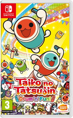 Cover Taiko no Tatsujin: Drum 'n' Fun!