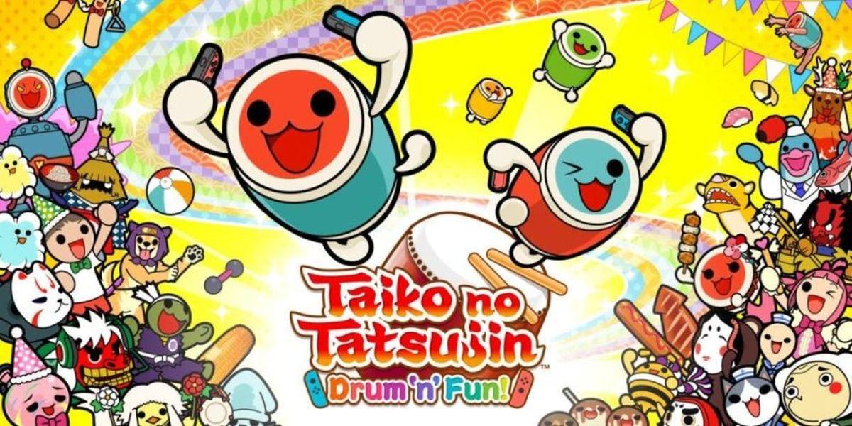 Taiko no Tatsujin: Drum 'n' Fun!