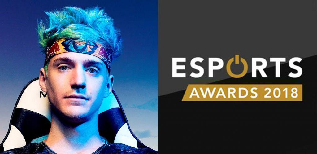 eSports Awards Ninja