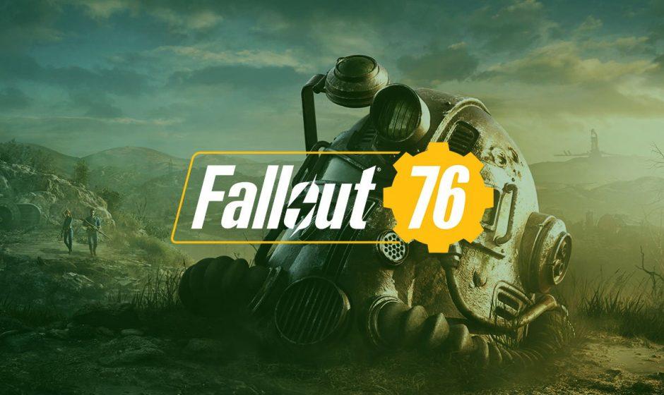 Fallout 76: la day one patch peserà più del gioco