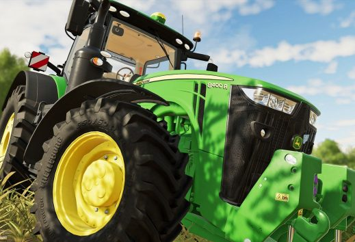 Come funziona il sistema di cinghie in Farming Simulator 19?