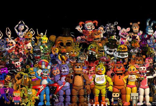 Five Nights at Freddy's in arrivo su console nel 2019