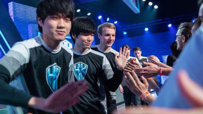 H2k League of Legends