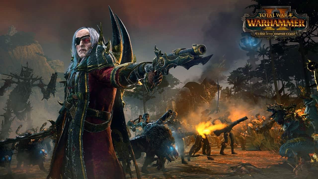 Total War: Warhammer II – Curse of the Vampire Coast – Recensione