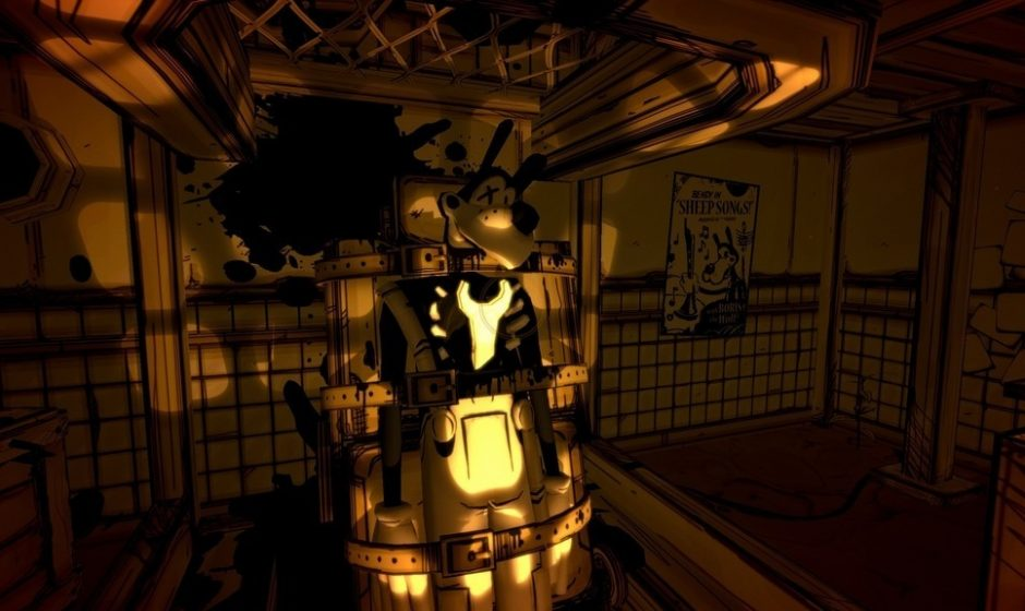 TheMeatly Games al lavoro sul sequel di Bendy and the Ink Machine