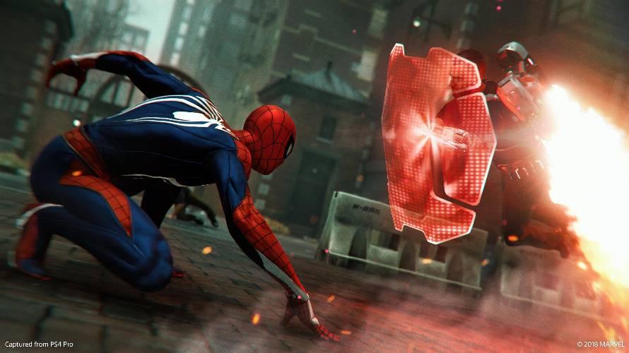 Spider-Man Territori Contesi