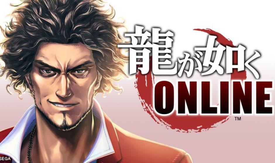 Yakuza Online in arrivo 21 novembre in Giappone