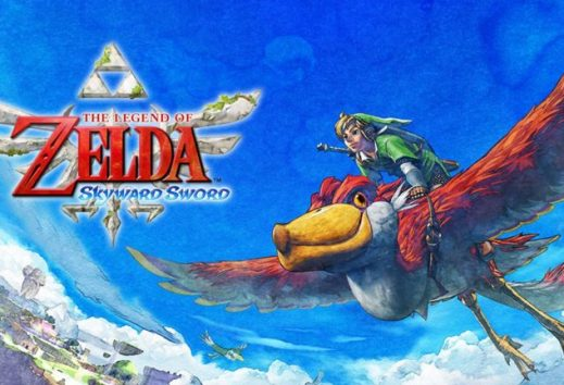 Zelda Skyward Sword HD annunciato per Switch