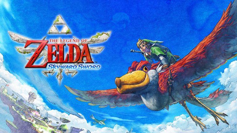 Rumor: The Legend of Zelda: Skyward Sword in arrivo per Nintendo Switch