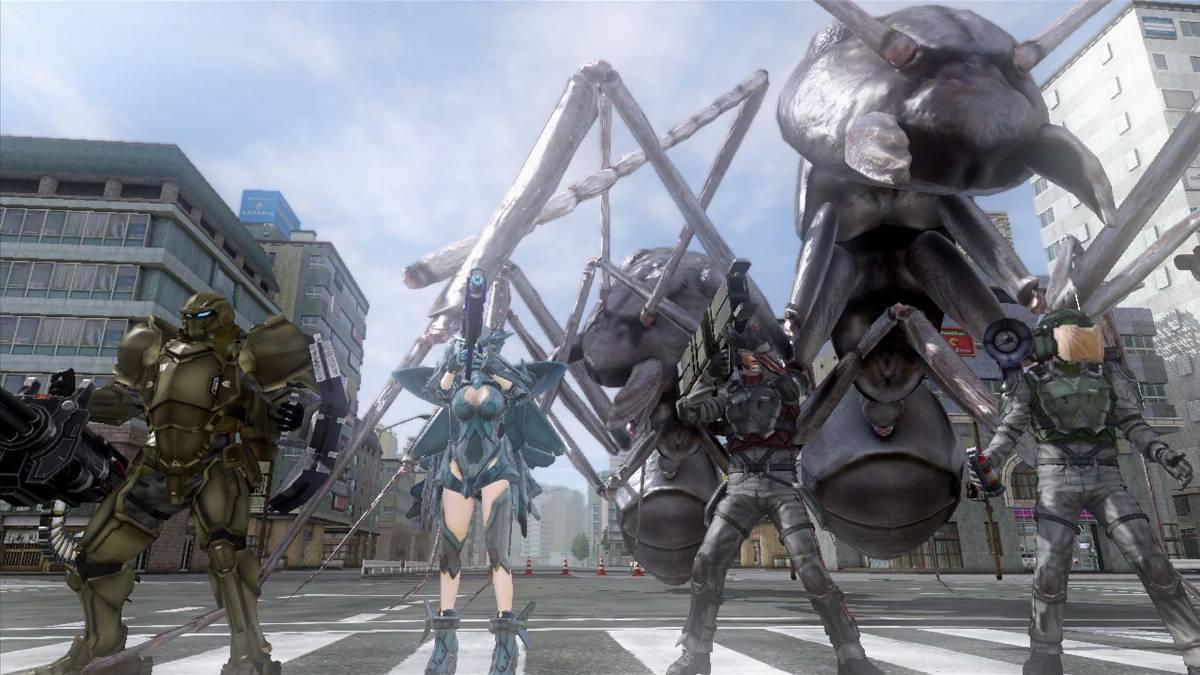 Earth Defense Force 5 – Recensione