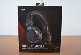 Acer Nitro Headset NHW820 - Recensione