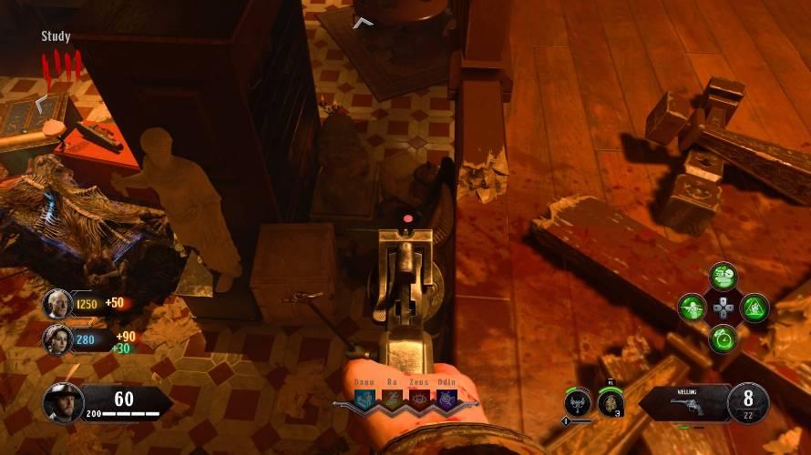 Black Ops IIII Zombies: Dead by the Night