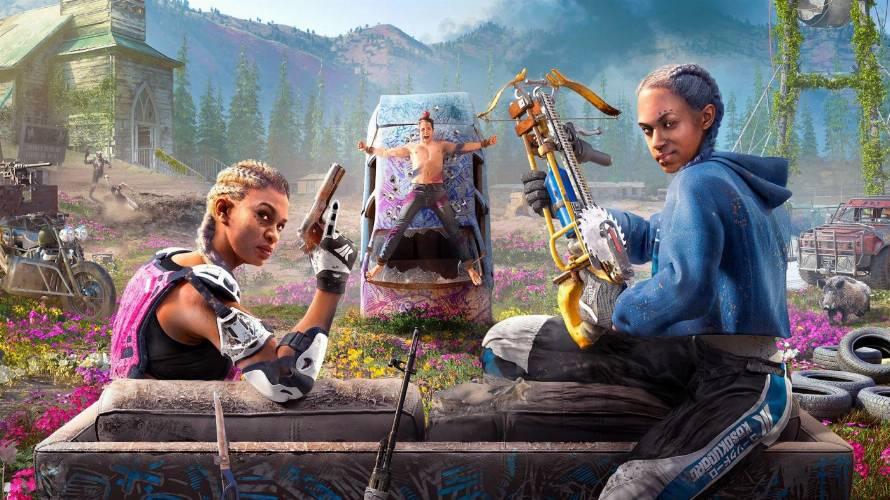 Far Cry: New Dawn, pubblicato un nuovo gameplay video
