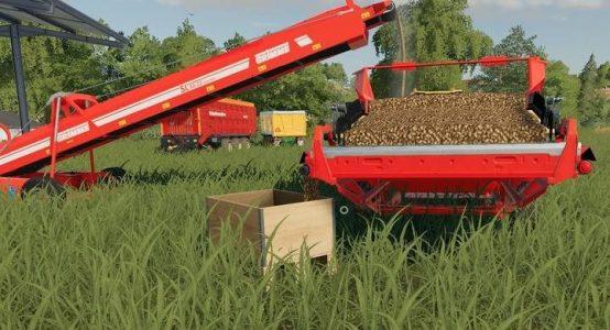 Farming Simulator 19 cinghie