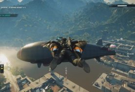 Come distruggere un dirigibile in Just Cause 4
