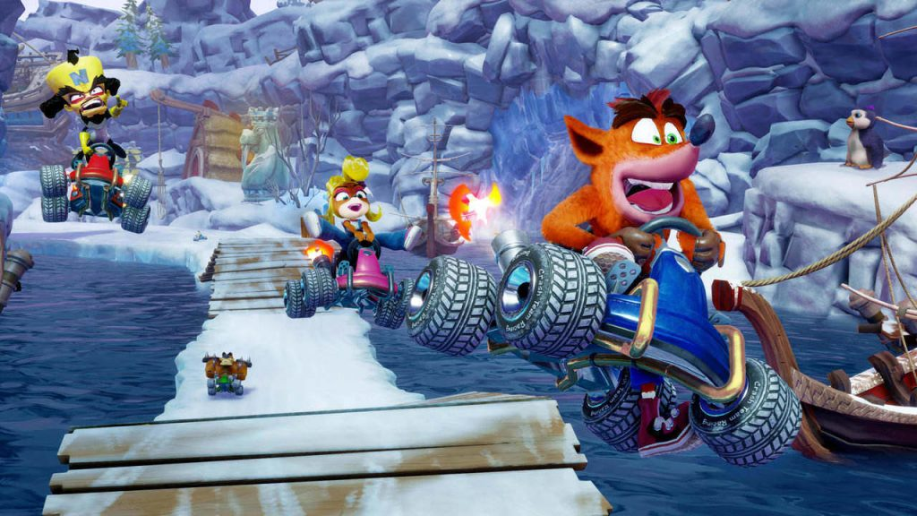 Crash Team Racing Nitro-Fueled sbloccabili
