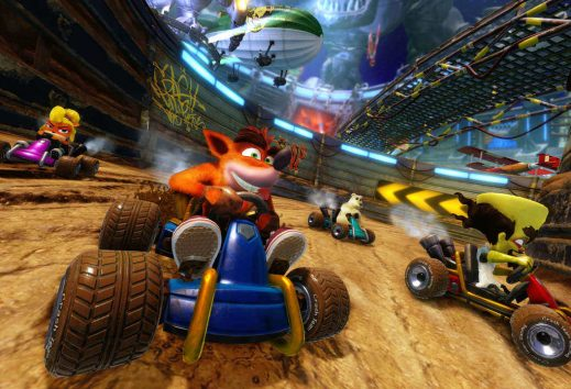 Crash Team Racing: disponibile un nuovo video gameplay