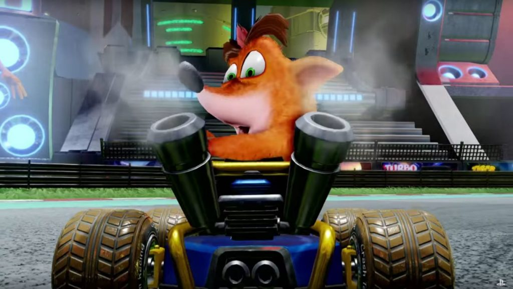 Crash Team Racing Nitro-Fueled sbloccabile