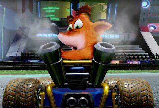 Crash Team Racing: Switch e PS4 a confronto